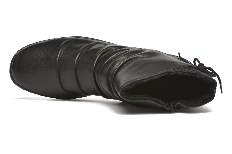 Bottines et boots Rieker Tif Z4362 Noir vue gauche