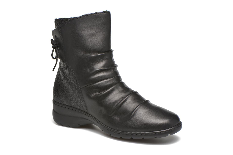Bottines et boots Rieker Tif Z4362 Noir vue détail/paire