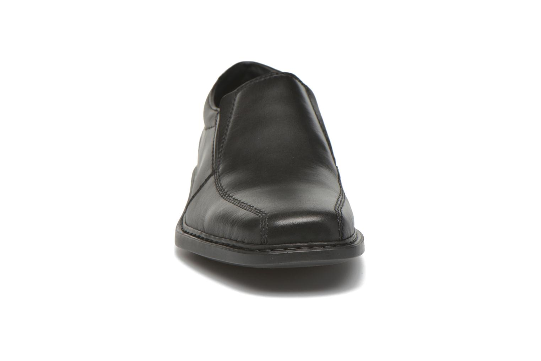 Mocassins Rieker Bilou B0872 Noir vue portées chaussures