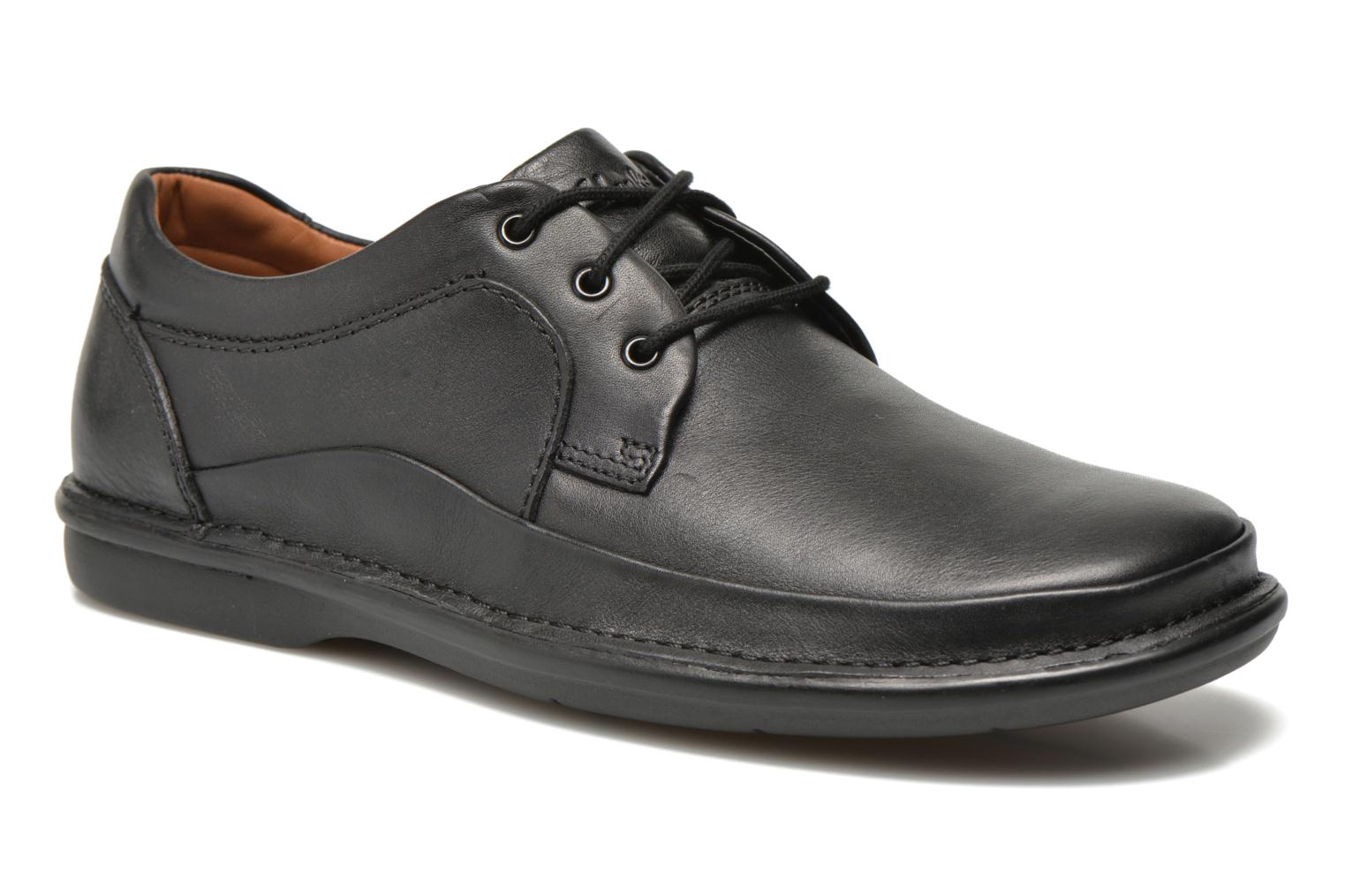 ButleighEdge Black leather
