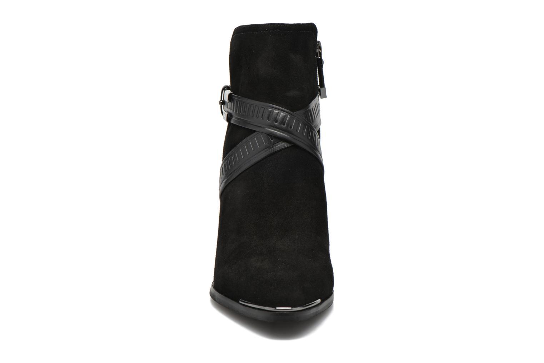 Bottines et boots What For Meyes Noir vue portées chaussures