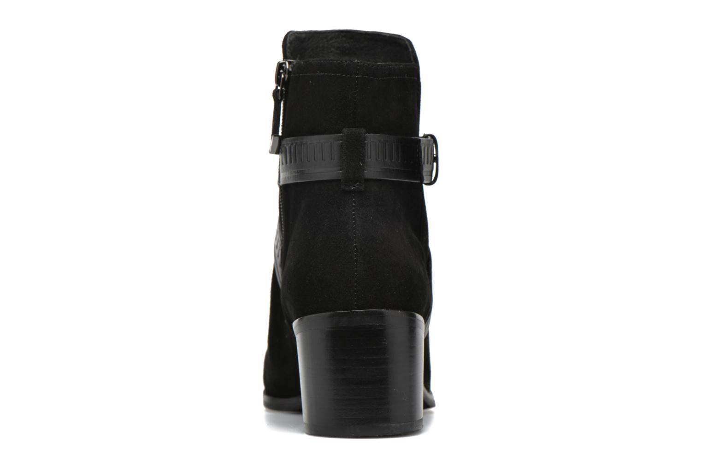 Bottines et boots What For Meyes Noir vue droite