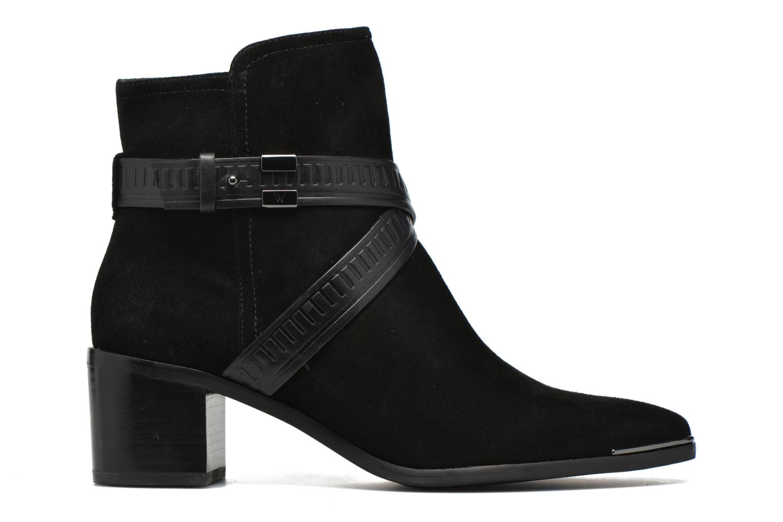 Bottines et boots What For Meyes Noir vue derrière