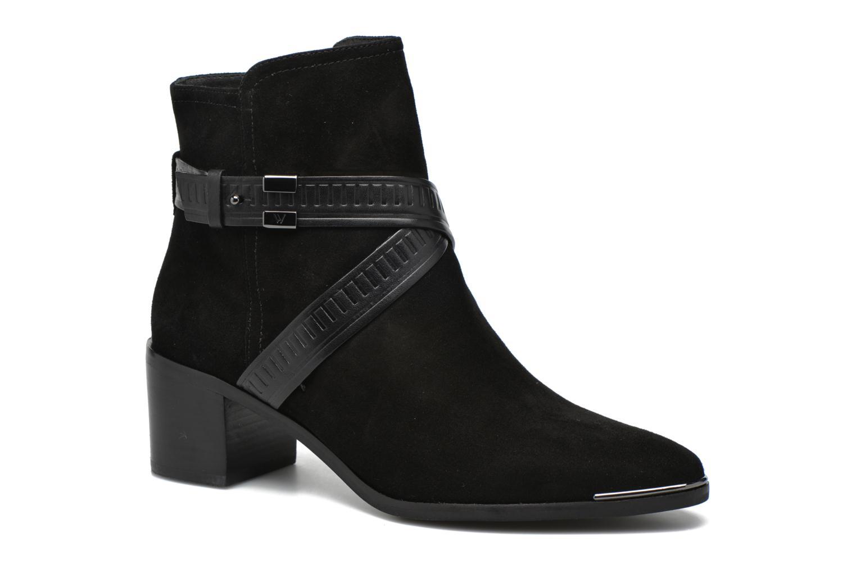 Stiefeletten & Boots What For Meyes schwarz detaillierte ansicht/modell