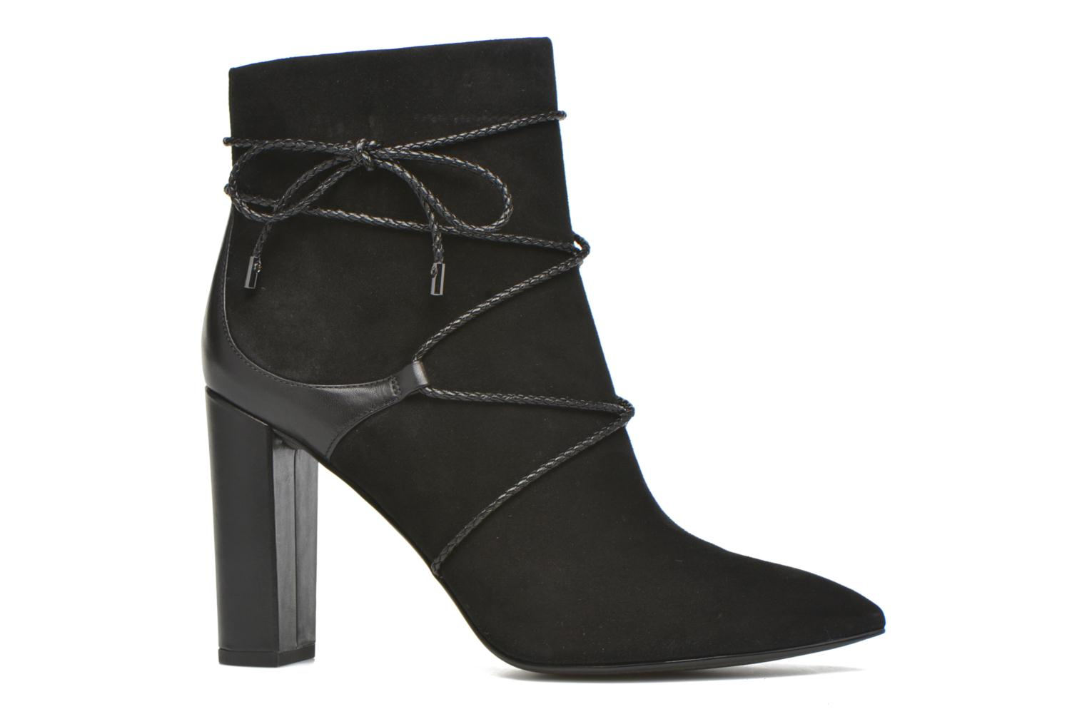 Ankle boots What For Gyle Black back view