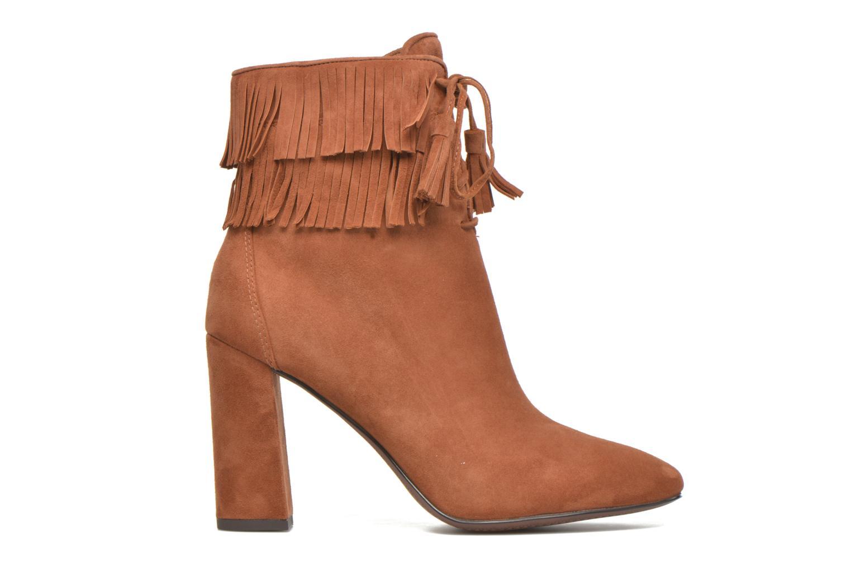 Bottines et boots What For Westy Marron vue derrière