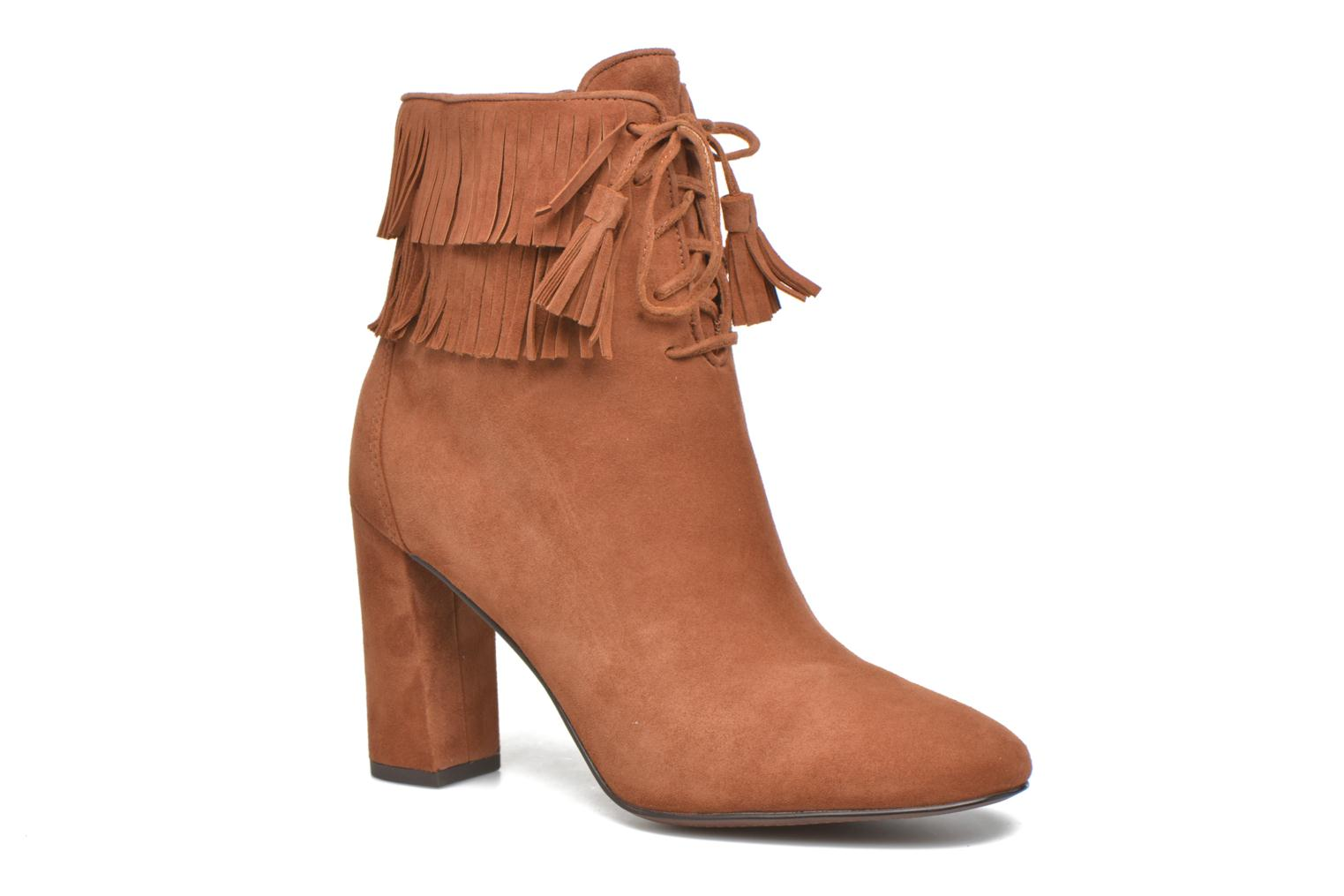 Ankle boots What For Westy Brown detailed view/ Pair view
