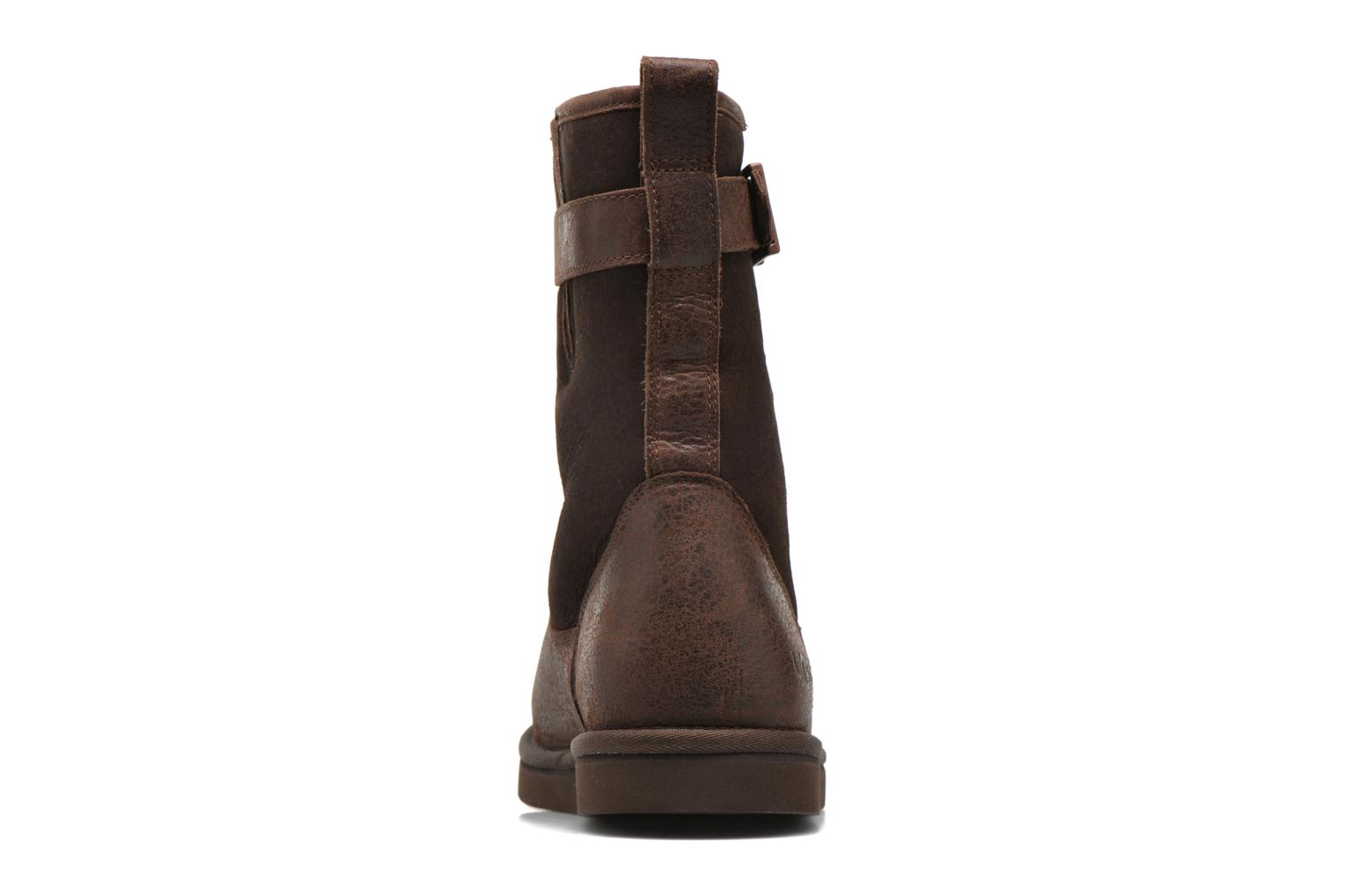 Ankle boots UGG Guthrie Brown view from the right