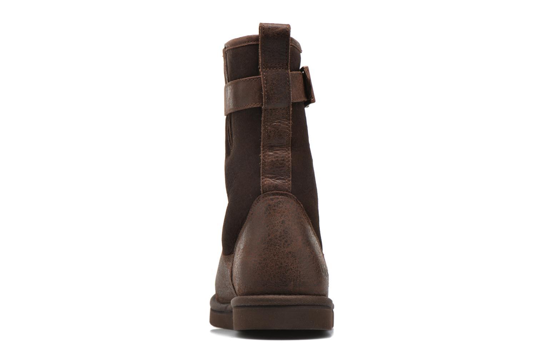 Bottines et boots UGG Guthrie Marron vue droite