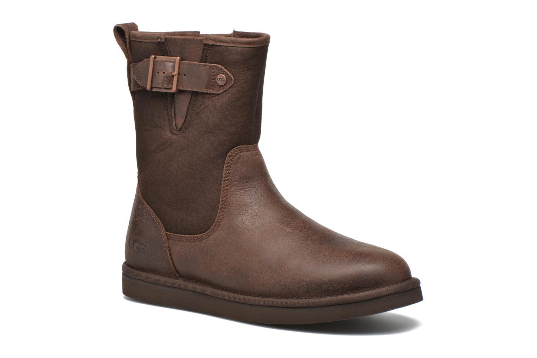 Bottines et boots UGG Guthrie Marron vue détail/paire