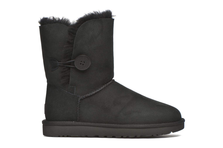 Bottines et boots UGG W Bailey Button II Noir vue derrière