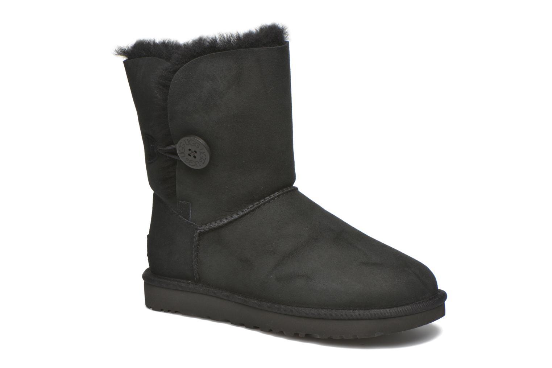 Stiefeletten & Boots UGG W Bailey Button II schwarz detaillierte ansicht/modell