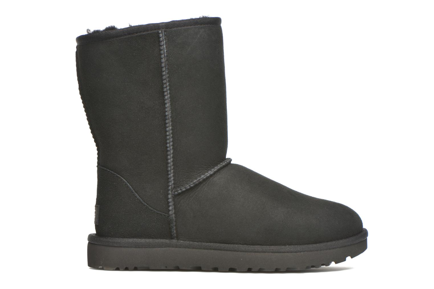 Ankle boots UGG W Classic Short II Black back view