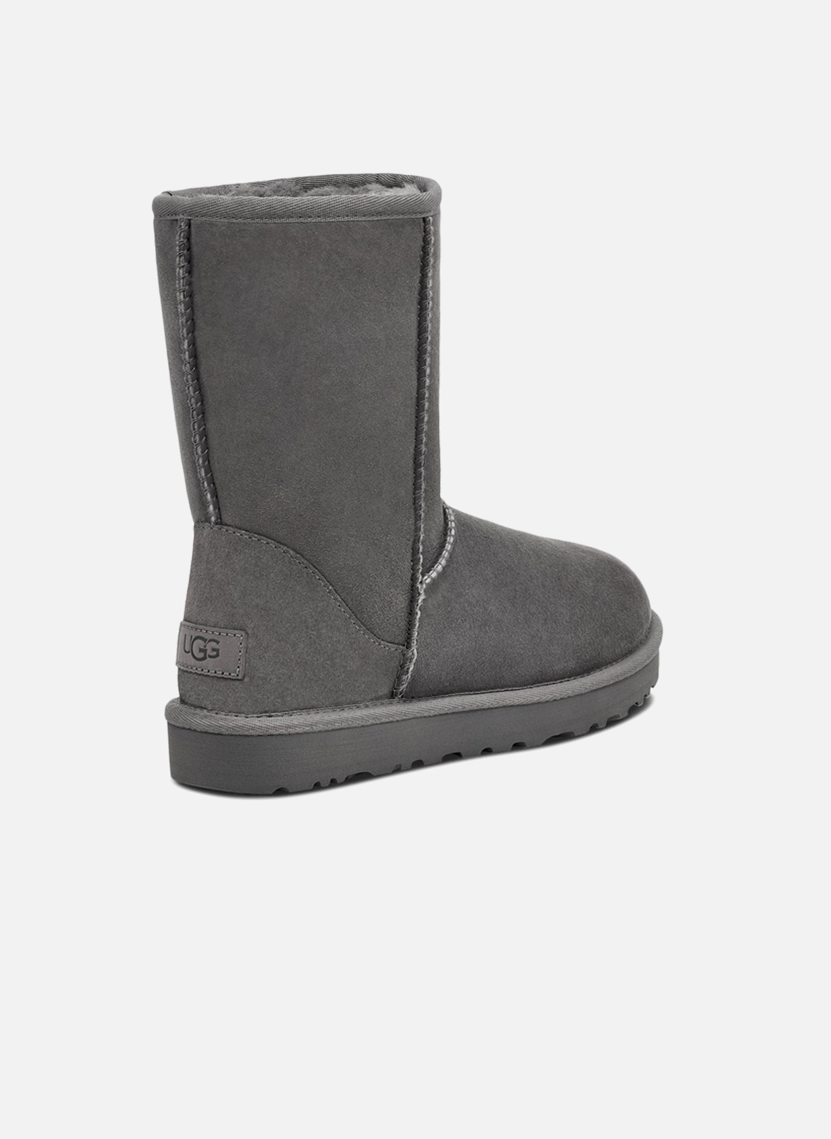 W Classic Short II Grey
