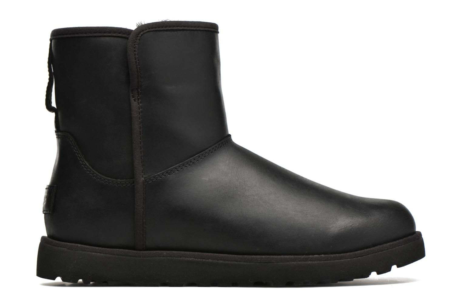 W Cory Leather Black