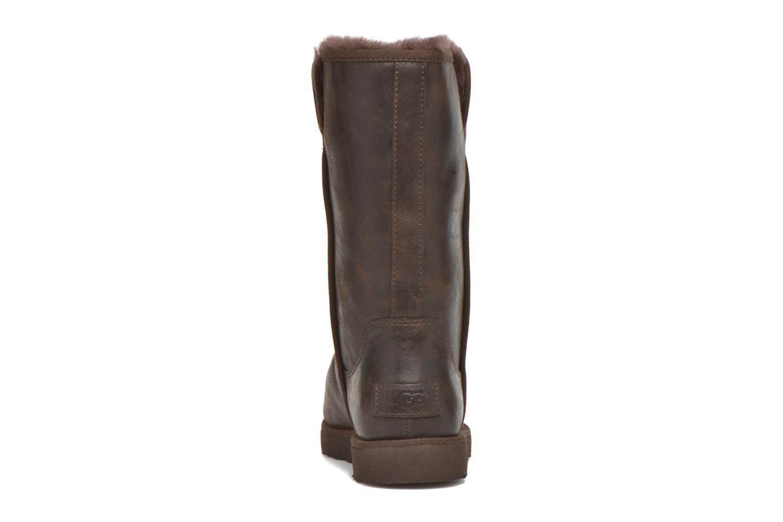 W Michelle Leather Stout