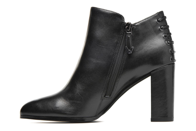 Bottines et boots What For Ytienne Noir vue face