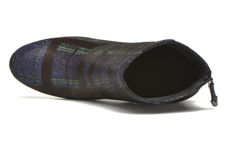 Bottines et boots What For Zille Bleu vue gauche