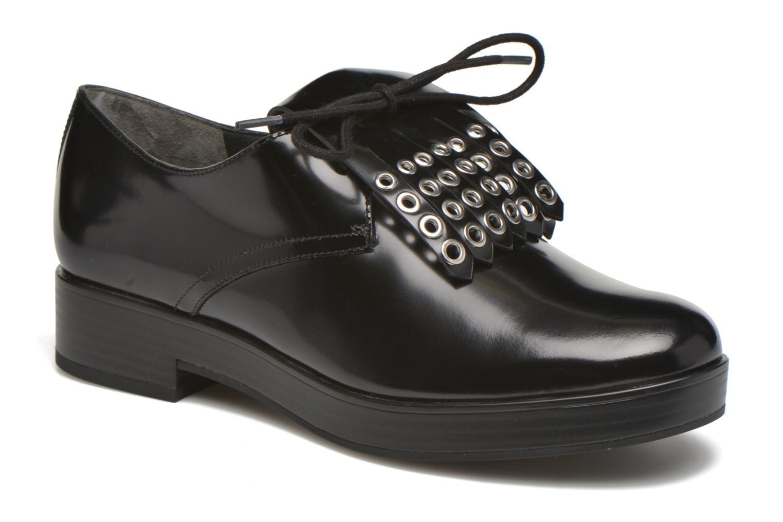 Cómodo y bien parecido What For Dinhel (Negro) - Zapatos con cordones en Más cómodo