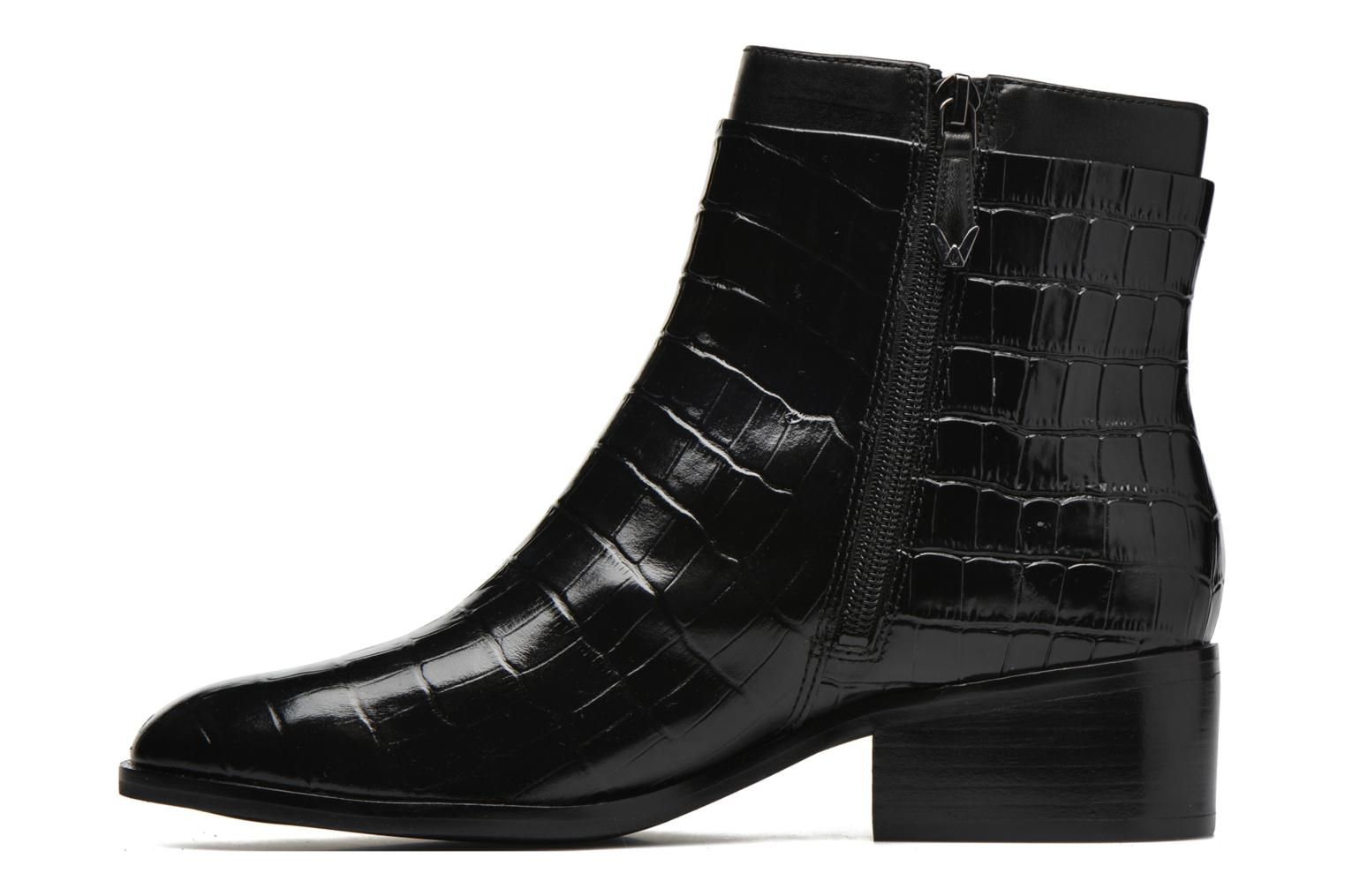 Ankle boots What For Panhu Black front view