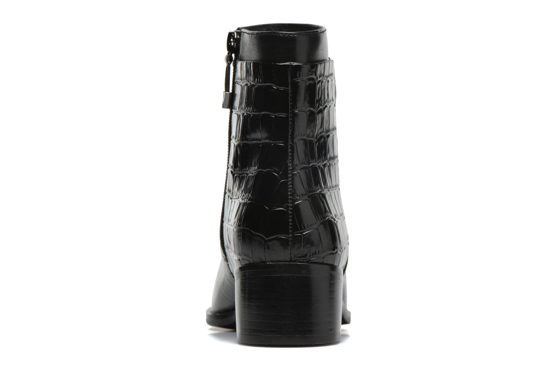 Bottines et boots What For Panhu Noir vue droite