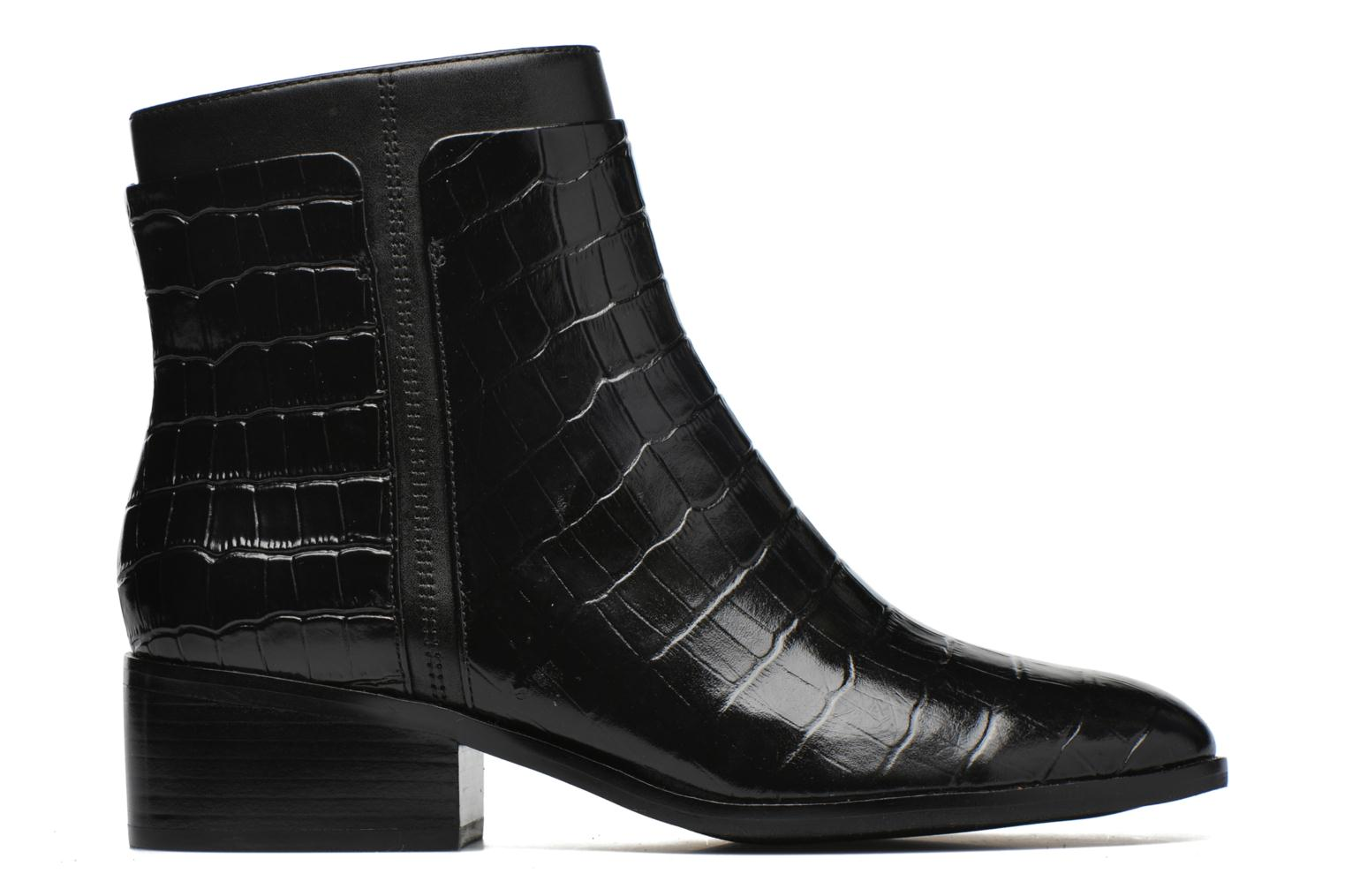 Bottines et boots What For Panhu Noir vue derrière