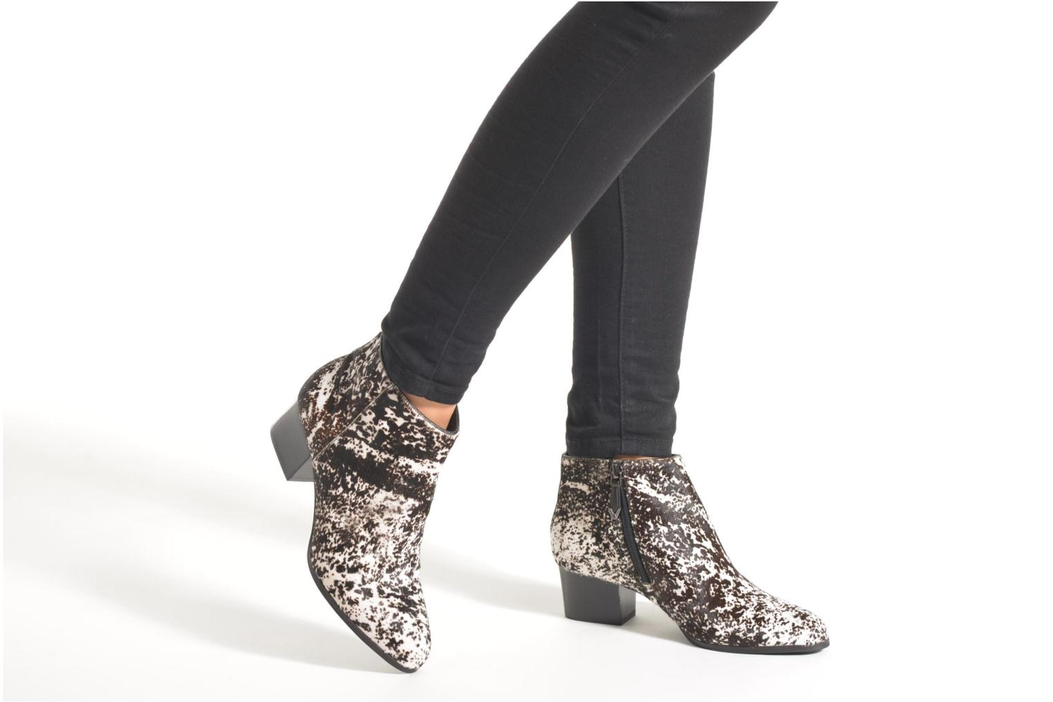 Ankle boots What For Zeter Multicolor view from underneath / model view