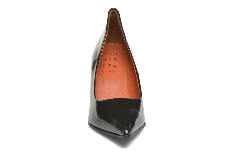 Escarpins Elizabeth Stuart Bobino 308 Noir vue portées chaussures