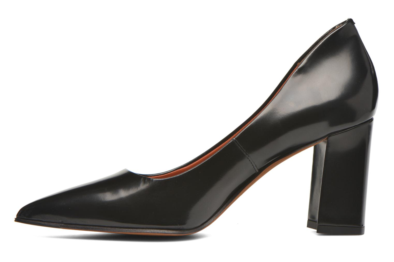High heels Elizabeth Stuart Bobino 308 Black front view
