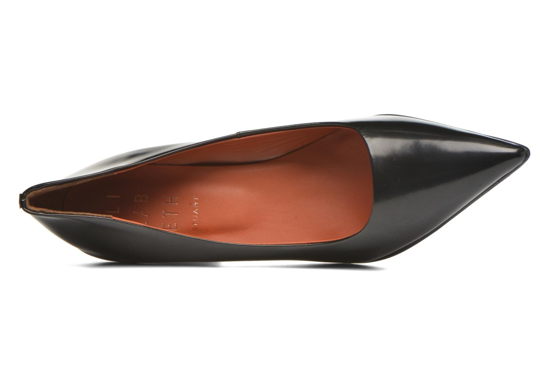 High heels Elizabeth Stuart Bobino 308 Black view from the left
