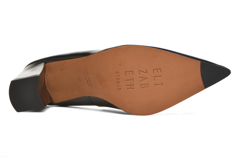 High heels Elizabeth Stuart Bobino 308 Black view from above