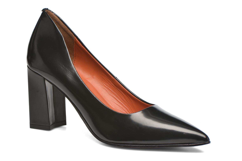 High heels Elizabeth Stuart Bobino 308 Black detailed view/ Pair view