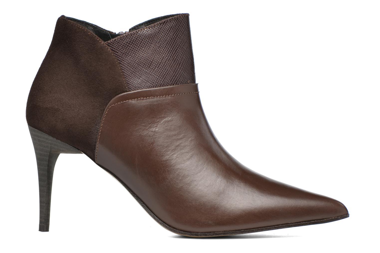 Stiefeletten & Boots Elizabeth Stuart Lebrac 536 braun ansicht von hinten