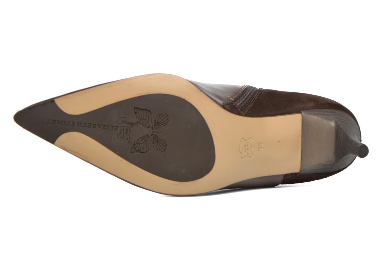 Stiefeletten & Boots Elizabeth Stuart Lebrac 536 braun ansicht von oben