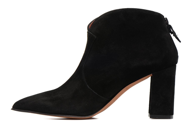 Bottines et boots Elizabeth Stuart Boheme 334 Noir vue face