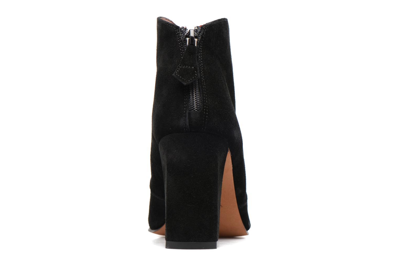 Bottines et boots Elizabeth Stuart Boheme 334 Noir vue droite
