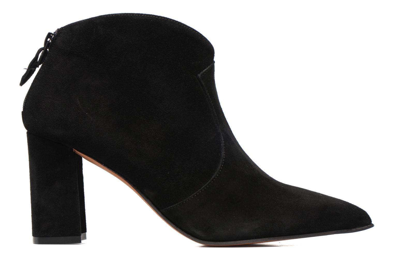 Bottines et boots Elizabeth Stuart Boheme 334 Noir vue derrière