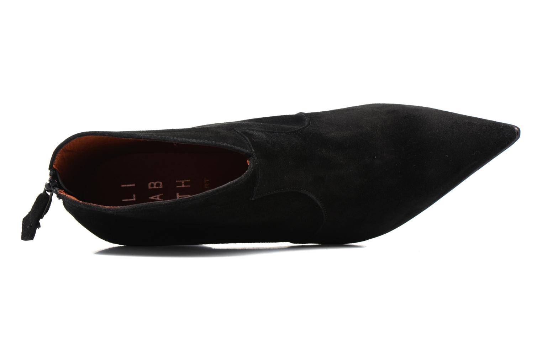 Bottines et boots Elizabeth Stuart Boheme 334 Noir vue gauche