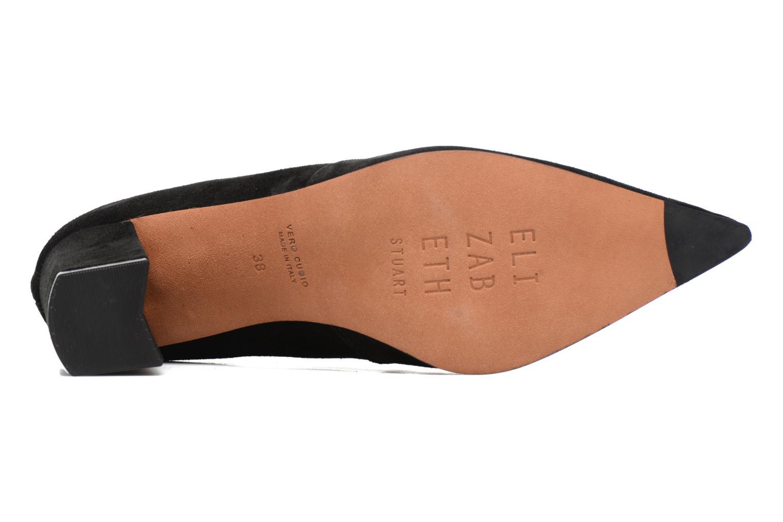 Bottines et boots Elizabeth Stuart Boheme 334 Noir vue haut