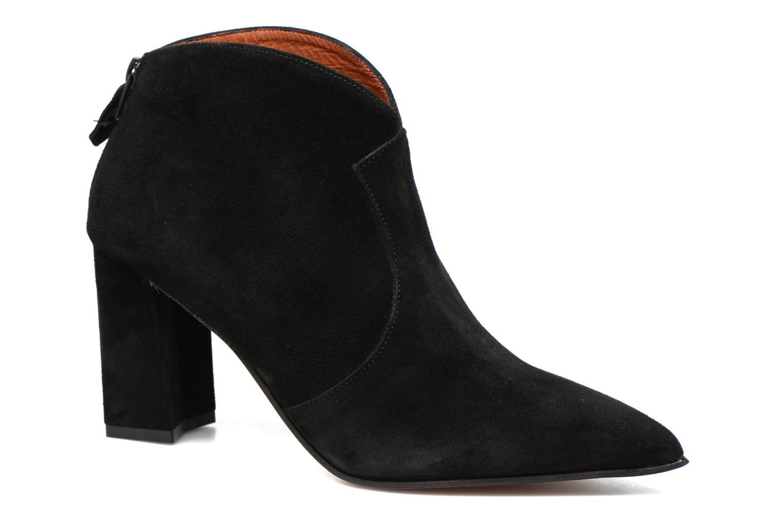 Bottines et boots Elizabeth Stuart Boheme 334 Noir vue détail/paire