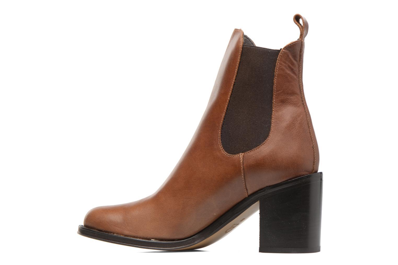 Bottines et boots Elizabeth Stuart Sopra 304 Marron vue face