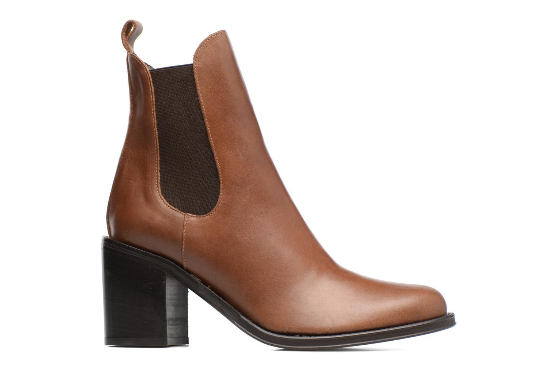 Bottines et boots Elizabeth Stuart Sopra 304 Marron vue derrière