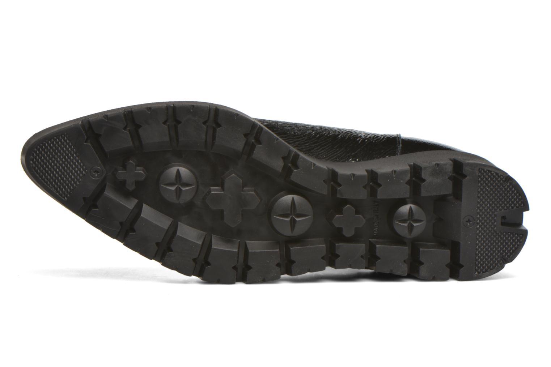 Bottines et boots Elizabeth Stuart Mirot 505 Noir vue haut