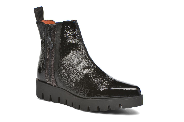 Ankle boots Elizabeth Stuart Mirot 505 Black detailed view/ Pair view
