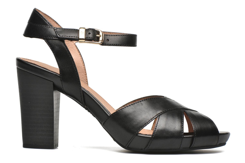 Sandales et nu-pieds Stonefly Diana 3 Calf Noir vue derrière