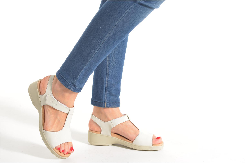 Sandali e scarpe aperte Stonefly Aqua II 26 Bianco immagine dal basso