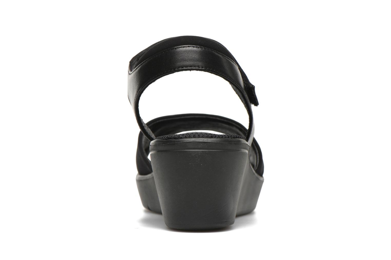 Sandales et nu-pieds Stonefly Tess 7 Noir vue droite