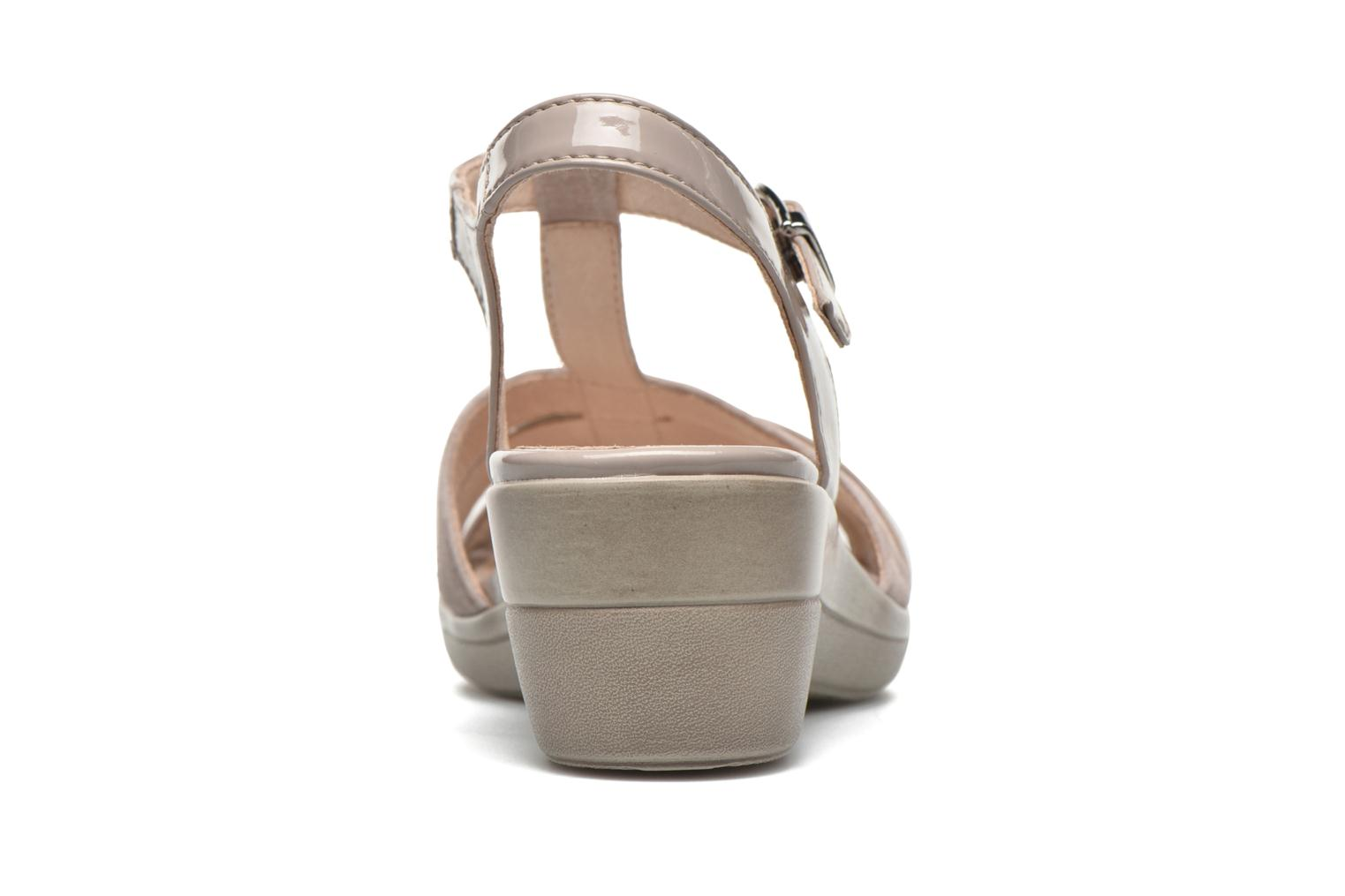 Sandals Stonefly Vanity III 2 Go Beige view from the right