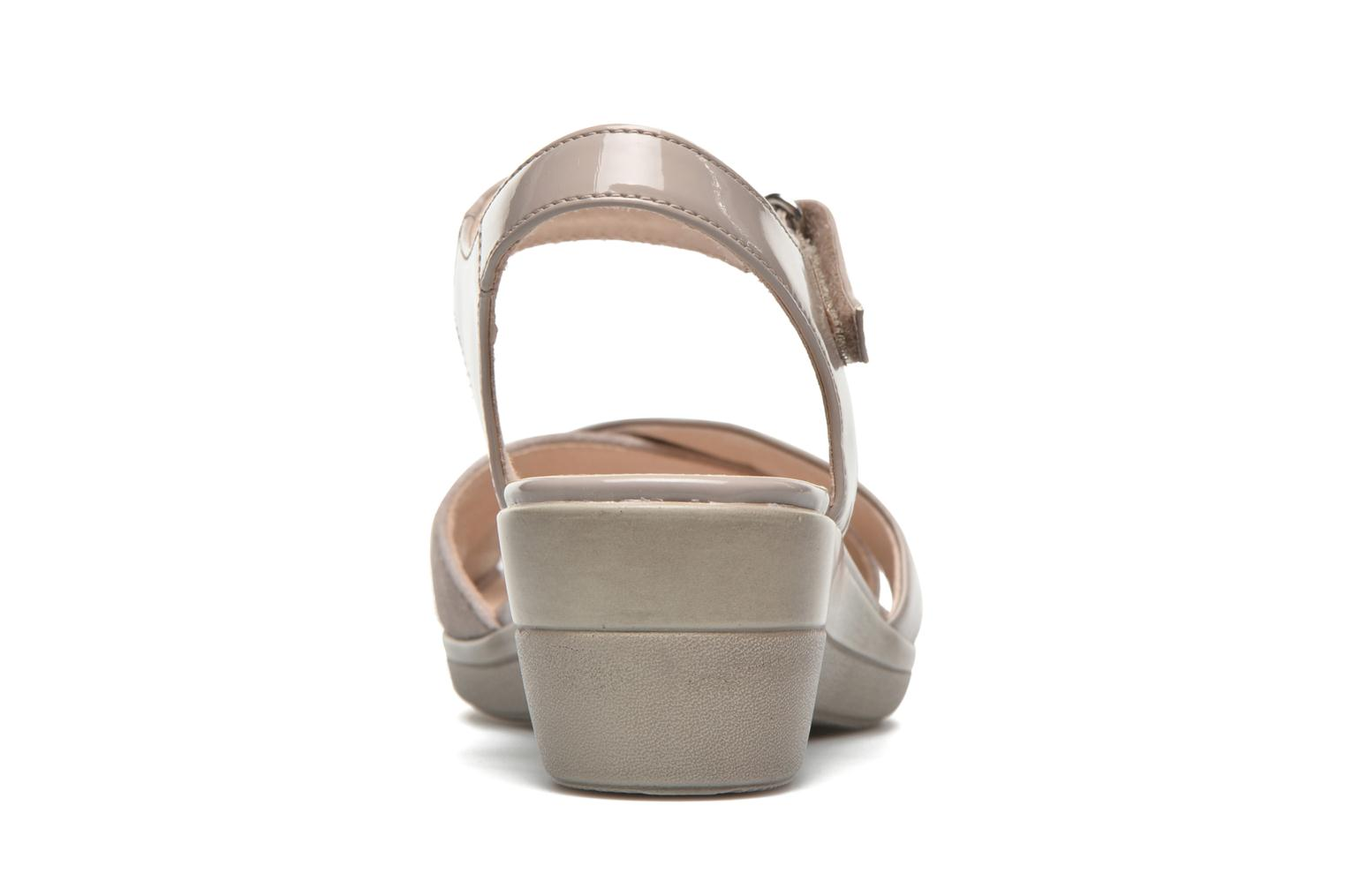 Sandals Stonefly Vanity III 3 Go Beige view from the right
