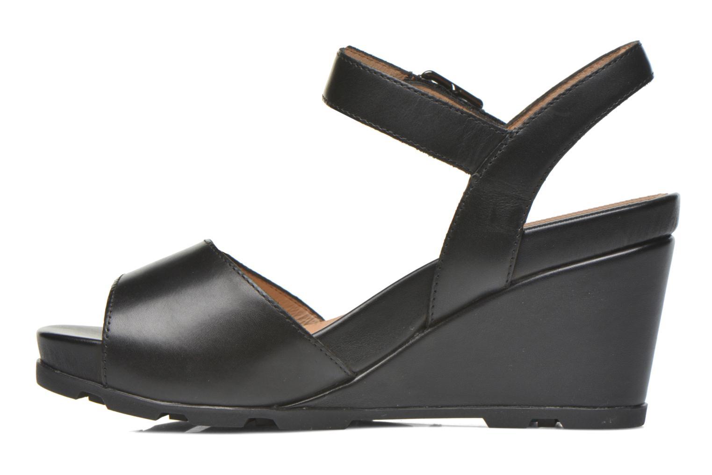 Sandales et nu-pieds Stonefly Anita 1 Noir vue face